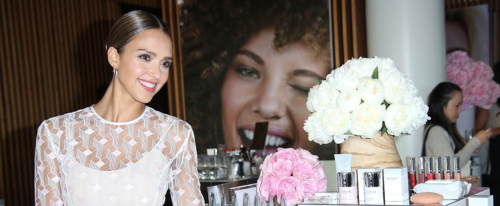 Exclusive: Jessica Alba Launching Her Own Hair Care Line