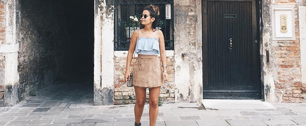 The 1 Skirt You'll Wear a Million Ways This Fall
