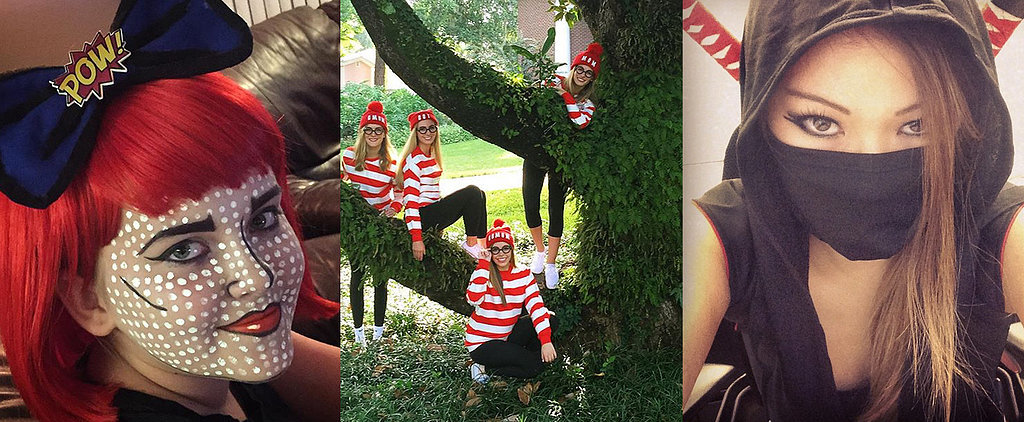 40+ DIY Costumes Every College Student Can Pull Off