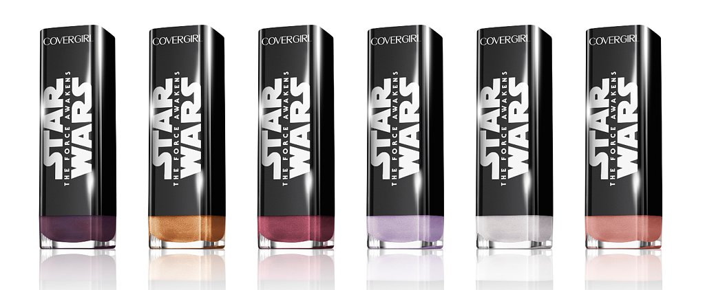 POPSUGAR Shout Out: Step Over to the Dark Side With Cover Girl's Star Wars Collection