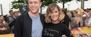 Caroline Flack Has a Signature Look, and She's Not Ditching It Anytime Soon