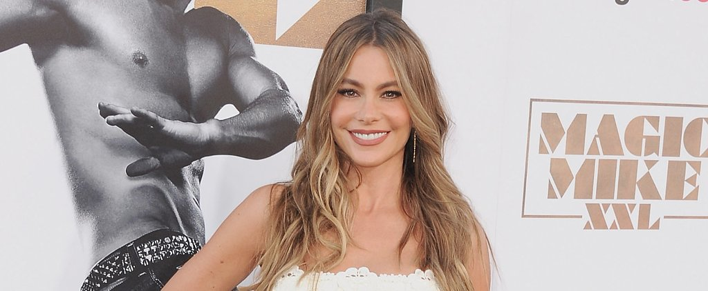 Bride-to-Be Sofia Vergara Is Radiant on InStyle's October Cover