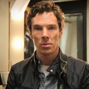 Benedict Cumberbatch's Moving Message About Refugees Will Bring You to Tears