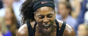 Serena Williams's Shocking Loss Reminds Us Why We Still Love Her