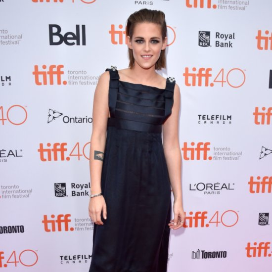 Kristen Stewart at the Toronto Film Festival 2015