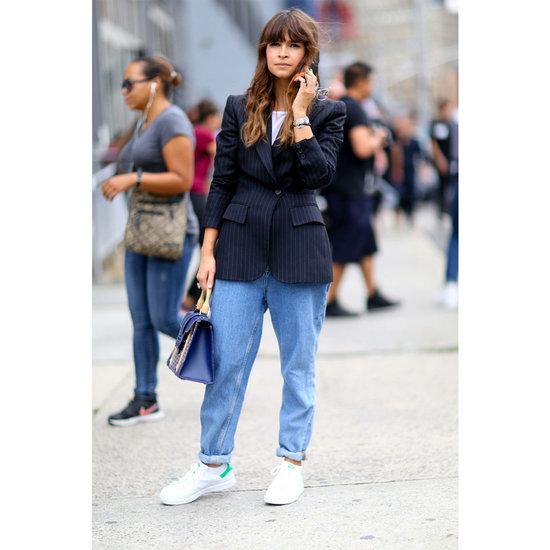 Fashion Bloggers Showcase Comfortable Style