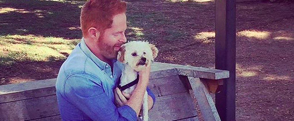 Jesse Tyler Ferguson's Top 3 Tips For Adopting a New Pet