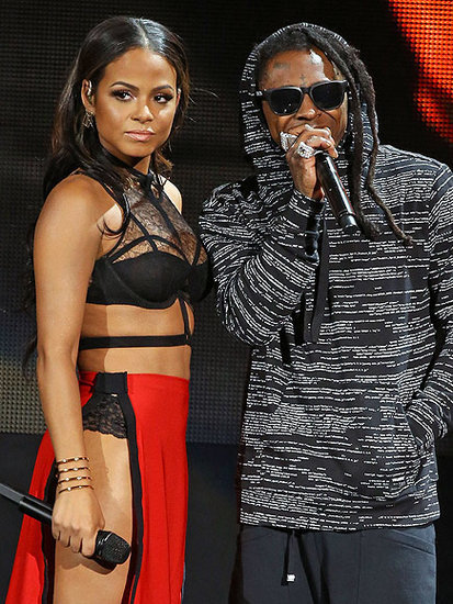 Christina Milian and Lil Wayne Split After Almost a Year of Dating