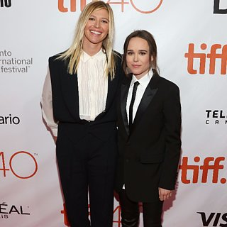 Ellen Page Makes Her Red Carpet Debut With Her Girlfrie
