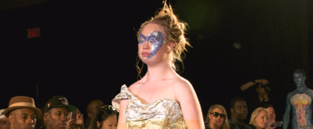 This Model With Down Syndrome Stole the Show at NYFW