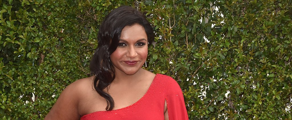 Mindy Kaling's Description of This Dress Is Laugh-Out-Loud Funny