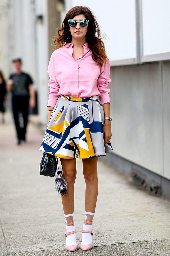 New York Fashion Week Style Ideas Popsugar Fashion