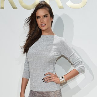 Alessandra Ambrosio at Michael Kors Fragrance Launch