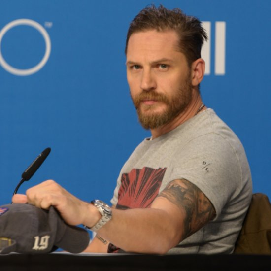 Tom Hardy Shuts Down a Reporter Who Asks About His Sexuality