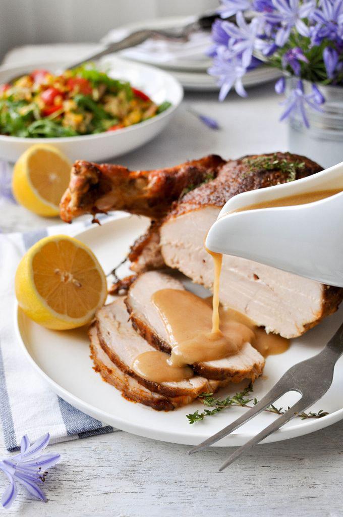 Slow-Cooker Turkey Breast Recipe - BettyCrockercom