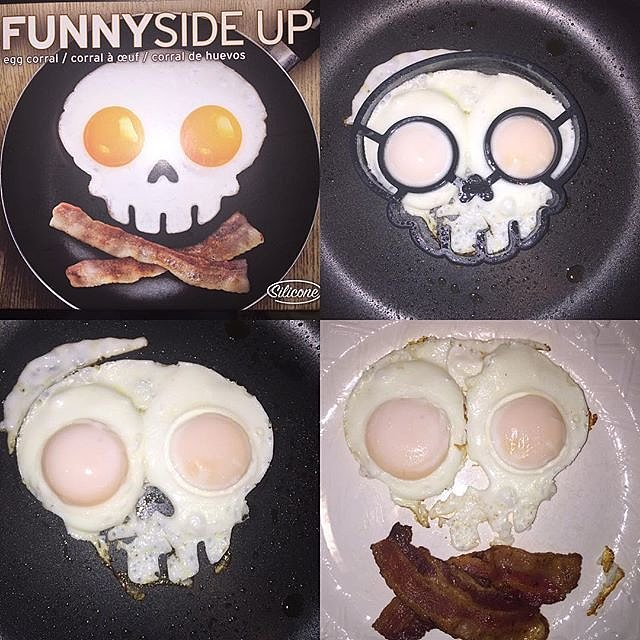 When molds fail you!  Source: Instagram user ettenmv