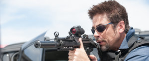 Benicio Del Toro Had a Good Reason For Doing Sicario, Even Though He's Mastered the Drug-Trafficking Drama