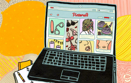 How I Use Pinterest To Make Porn