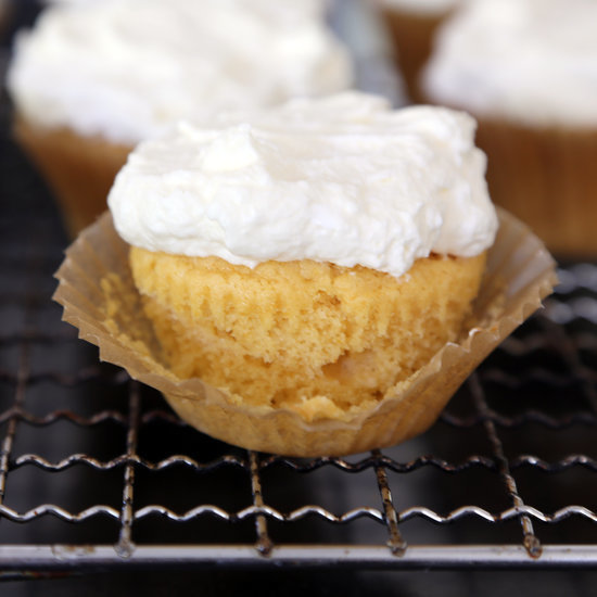 Light Pumpkin Cupcake Recipe