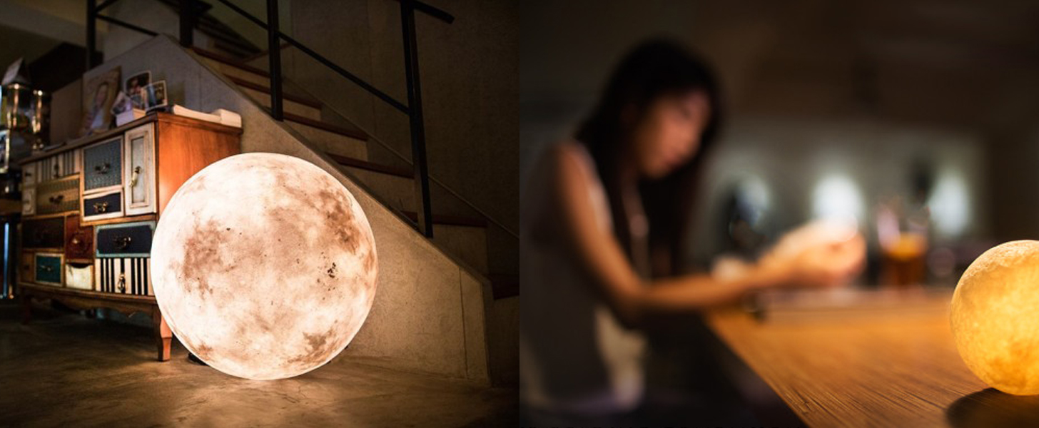These Magical Moon Lamps Will Cast a Spell on You
