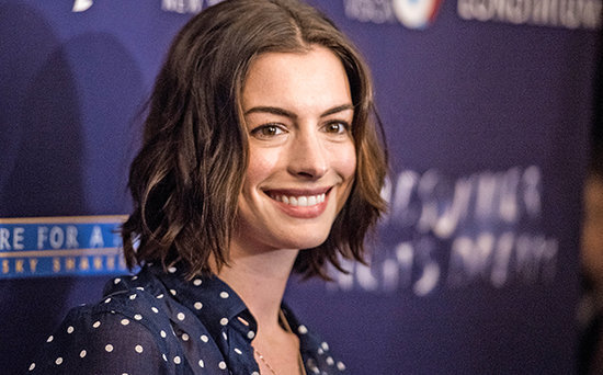 FROM EW: Anne Hathaway Is Favorited to Play the New Mary Poppins