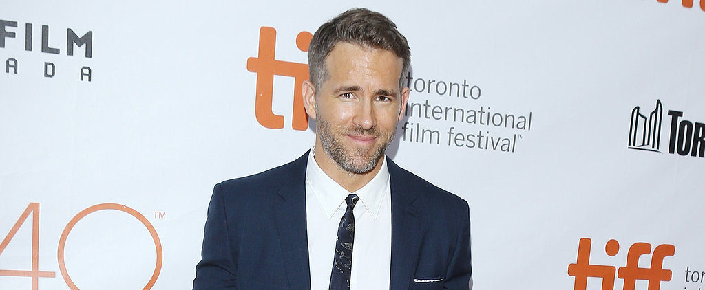 Ryan Reynolds Makes Dreams Come True For a Swarm of Excited Toronto Fans