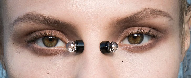 9 Backstage Beauty Trends That Will Make You Say WTF