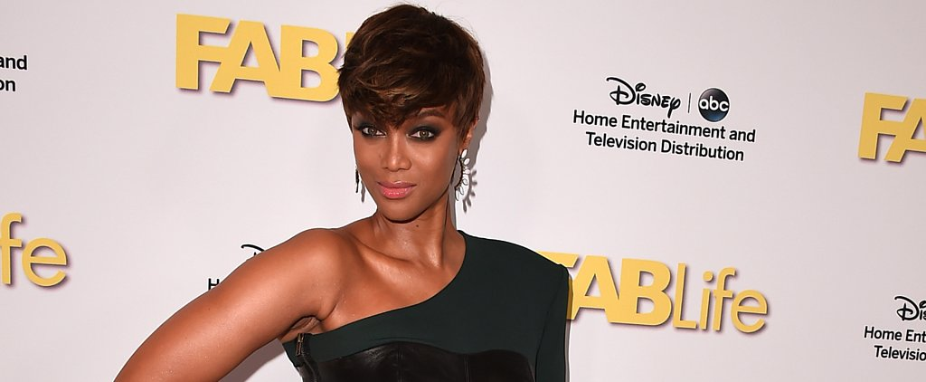Tyra Banks Talks About Her Struggle With Fertility