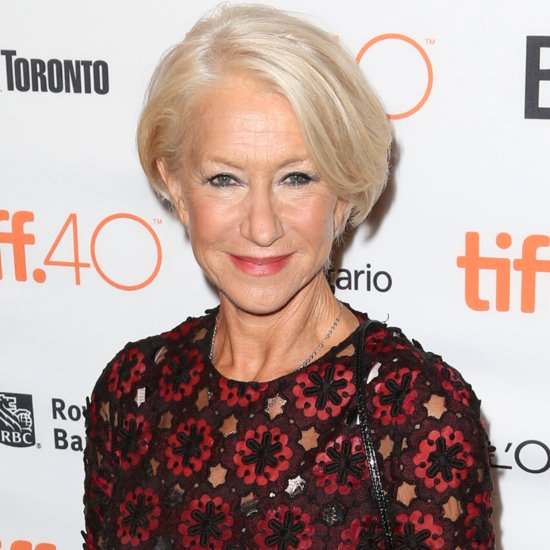 Helen Mirren Isn't a Fan of Men Putting Their Arms Around Women
