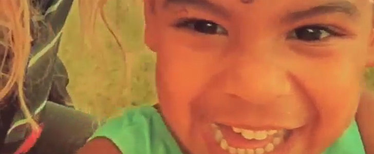 Beyoncé's New Instagram Video Is 15 Seconds of Pure Bliss