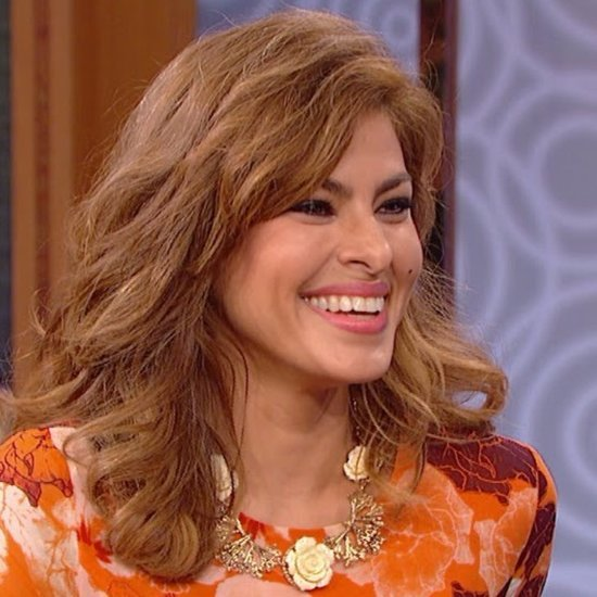 Eva Mendes on Motherhood and the Name Esmeralda