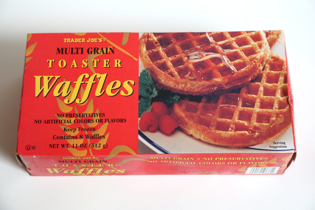 Trader Joe's Multi Grain Toaster Waffles ($2)