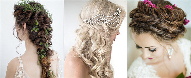 40 Spring Wedding Hair Ideas That Are Positively Swoon-Worthy