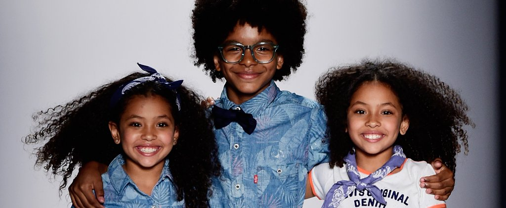 Forget the Hoity-Toity Fashion Week Runways, This Nike and Levi's Kids' Fashion Show Rocked!