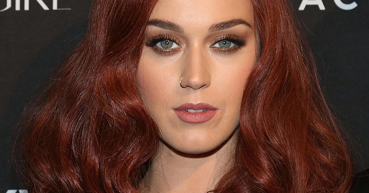 Katy b hair colour