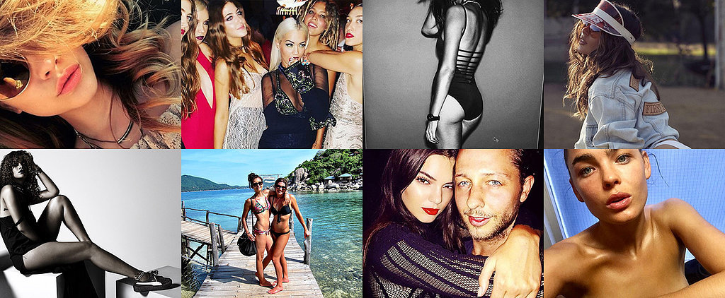 The Best and Most Beautiful Celebrity Instagrams of the Week