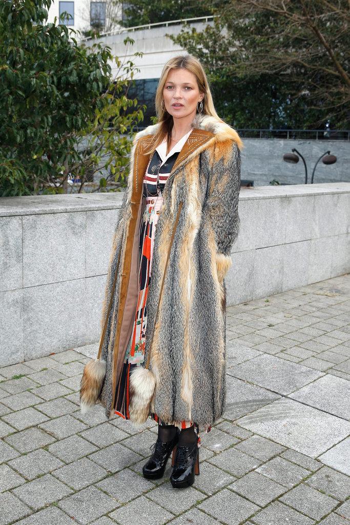 Kate Moss: $4.5 Million