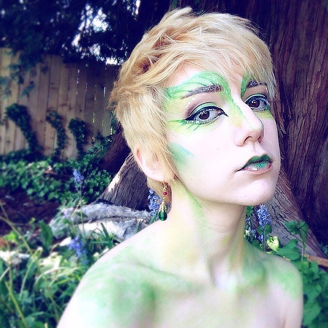 Fairy Hair And Makeup: Image