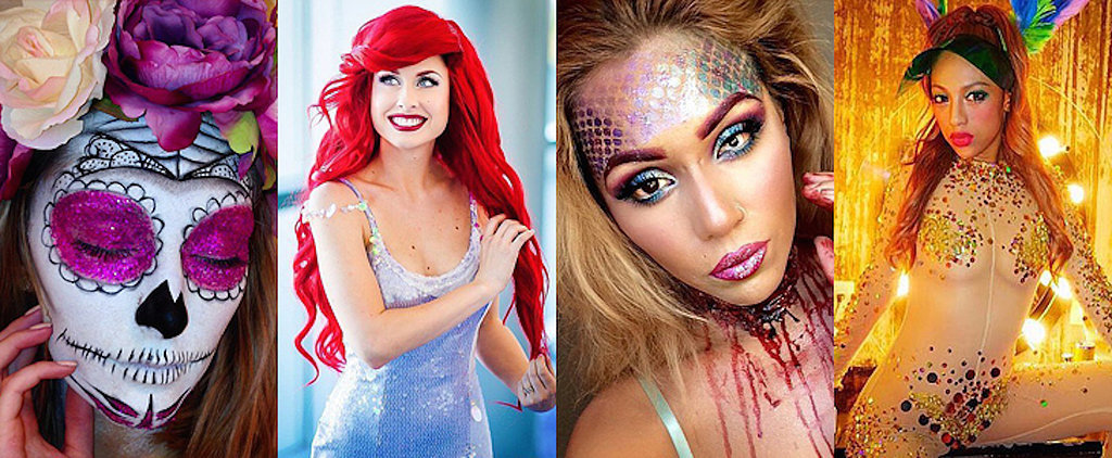 17 Sparkly Halloween Costumes For the Shiniest Girl in the Room
