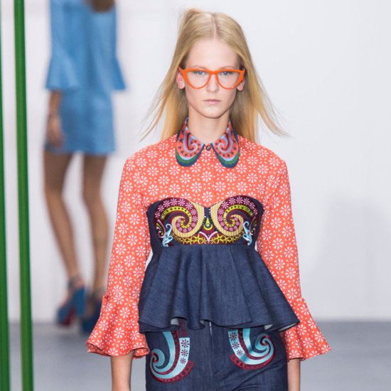 Holly Fulton Spring Summer 2016 London Fashion Week