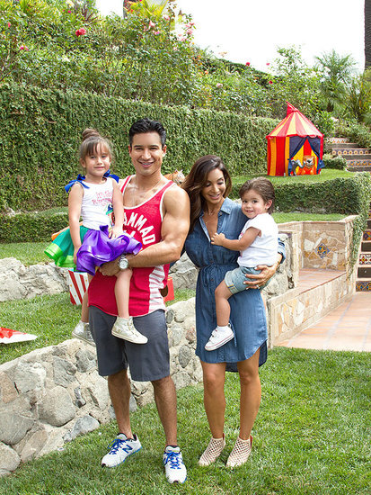 Inside Mario Lopez's Sweet Carnival-Themed Birthday Party for His Kids