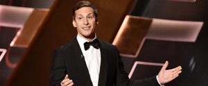 Andy Samberg's Best One-Liners From the Emmy Awards