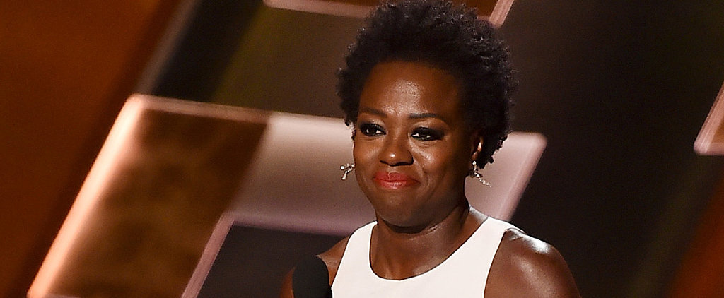 If You Only Watch One Thing From the Emmys, Viola Davis's Speech Has to Be It