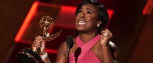 Uzo Aduba's Emmy Speech Will Bring You to Tears