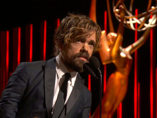 Emmys 2015: Peter Dinklage Wins Outstanding Supporting Actor in a Drama Series for Game of Thrones