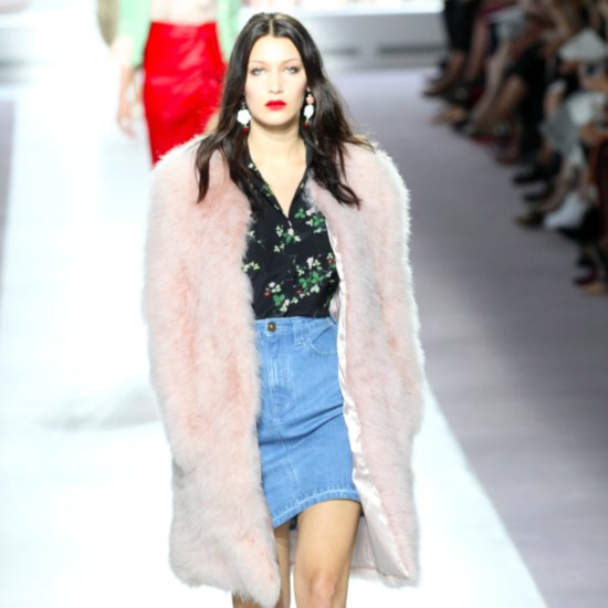 Topshop Unique Spring 2016 Show | London Fashion Week
