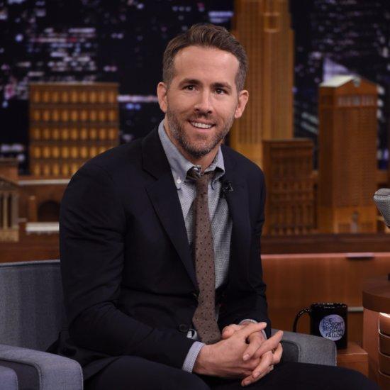 Ryan Reynolds Plays Slapjack on Tonight Show | Video