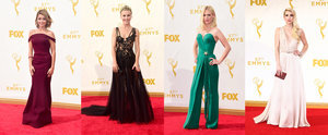 The Emmys Red Carpet Dresses Are Next-Level Good