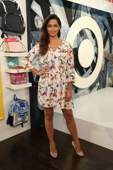 Camila Alves's Back-to-School Tips