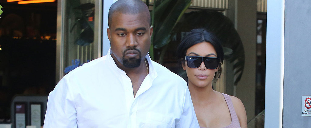 Kim Kardashian Looks Better Than Ever During a Sweet Outing With Kanye West